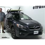 Lockrack  Watersport Carriers Review - 2014 Subaru XV Crosstrek