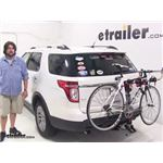 Malone  Hitch Bike Racks Review - 2011 Ford Explorer