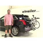 Malone  Hitch Bike Racks Review - 2018 Cadillac XT5