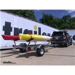 Malone MegaSport Kayak Trailer Review