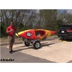 Malone MicroSport LowBed 2 Boat Trailer Review and Assembly