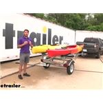Video review malone microsport trailer for 2 heavy boats mpg461gs
