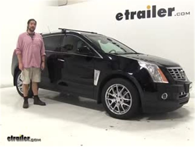 Malone Roof Rack Review 2014 Cadillac Srx Video Etrailer Com
