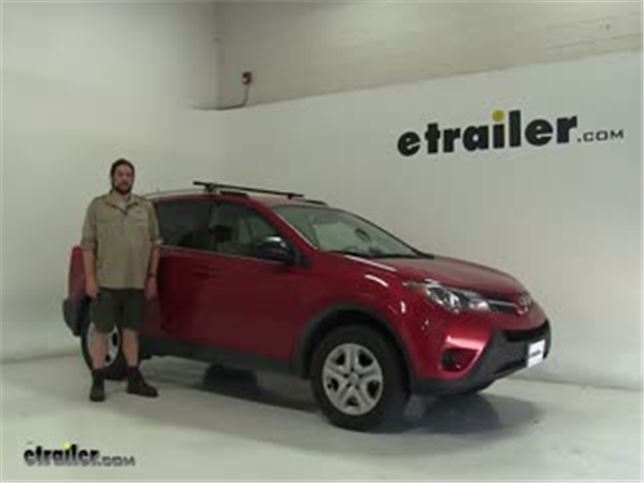 rav4 factory crossbars
