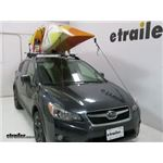 Malone Stax Pro Kayak Carrier Review
