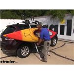 Malone J-Style Kayak Carrier TelosXL Load Assist Module Review