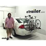 Malone  Trunk Bike Racks Review - 2008 Chevrolet Impala