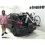 Malone  Trunk Bike Racks Review - 2014 Subaru XV Crosstrek