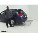 Best 2011 Subaru Outback Wagon Cargo Carriers Etrailer Com