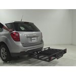 MaxxTow  Hitch Cargo Carrier Review - 2012 Chevrolet Equinox
