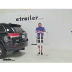 MaxxTow  Hitch Cargo Carrier Review - 2014 Jeep Grand Cherokee