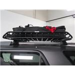 MaxxTow Roof Mounted Cargo Basket Review