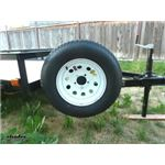 Video review maxxtow trailer spare tire carrier mt70214