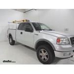 MaxxTow Truck Bed Ladder Rack Review