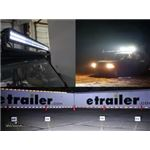 MaxxTow Off-Road 2 Row Light Bar Review