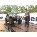 Performance Tool 50-101 Power Puller 4 Ton Capacity