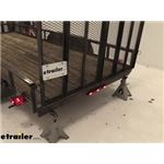 Optronics Trucks and Trailer Identification Light Bar Installation