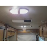 Video review optronics led rv interior light rvill34