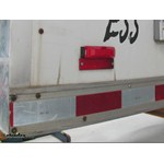 Optronics Sealed Thin Line Two-Bulb Trailer Clearance Light Installation