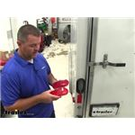 Optronics Submersible Stop Turn and Tail Trailer Tail Light Review and Installation