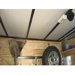 Video review packem enclosed trailer rack pk bm op2