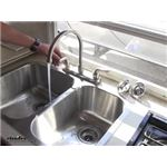 Video review patrick distribution rv kitchen faucet 277 000014