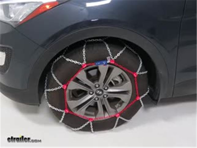Pewag Snox Pro Self Tensioning Snow Tire Chains Diamond