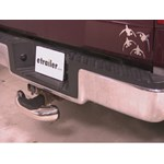Pilot Round Tube Trailer Hitch Receiver Step Review