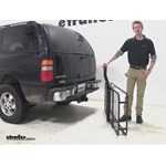Pro Series 24x60 Hitch Cargo Carrier Review - 2003 Chevrolet Tahoe