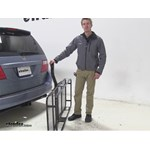 Pro Series 24x60 Hitch Cargo Carrier Review - 2005 Honda Odyssey