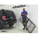 Pro Series 24x60 Hitch Cargo Carrier Review - 2008 Ford Escape