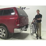 Pro Series 24x60 Hitch Cargo Carrier Review - 2009 Dodge Ram Pickup