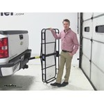 Pro Series 24x60 Hitch Cargo Carrier Review - 2010 Chevrolet Silverado