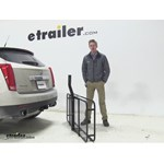 Pro Series 24x60 Hitch Cargo Carrier Review - 2013 Cadillac SRX