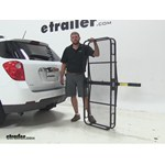 Pro Series 24x60 Hitch Cargo Carrier Review - 2014 Chevrolet Equinox