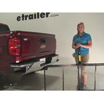 Pro Series 24x60 Hitch Cargo Carrier Review - 2014 Chevrolet Silverado 1500