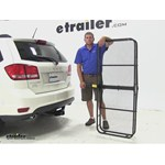 Pro Series 24x60 Hitch Cargo Carrier Review - 2014 Dodge Journey