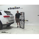 Pro Series 24x60 Hitch Cargo Carrier Review - 2014 Jeep Grand Cherokee