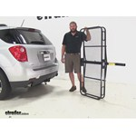 Pro Series 24x60 Hitch Cargo Carrier Review - 2015 Chevrolet Equinox