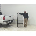Pro Series 24x60 Hitch Cargo Carrier Review - 2015 Ford F-250 Super Duty