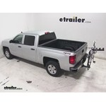 Pro Series Eclipse 4 Hitch Bike Rack Review - 2014 Chevrolet Silverado 1500