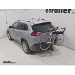 Pro Series Eclipse 4 Hitch Bike Rack Review - 2014 Jeep Cherokee