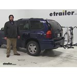Pro Series  Hitch Bike Racks Review - 2002 GMC Envoy