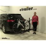 Pro Series  Hitch Bike Racks Review - 2006 Subaru B9 Tribeca