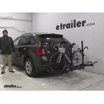 Pro Series  Hitch Bike Racks Review - 2011 Ford Edge