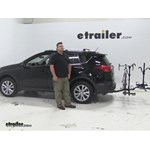 Pro Series  Hitch Bike Racks Review - 2013 Toyota RAV4