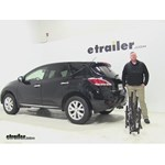 Pro Series  Hitch Bike Racks Review - 2014 Nissan Murano