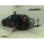 Pro Series  Hitch Bike Racks Review - 2014 Subaru XV Crosstrek