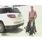 Pro Series  Hitch Bike Racks Review - 2015 GMC Acadia