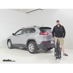 Pro Series  Hitch Bike Racks Review - 2015 Jeep Cherokee